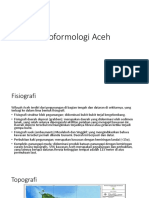 Geoformologi Aceh