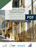 2016 Smart Technologies Municipal Budget Uraia