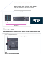 How Can You Communicate Data Between the S7-200 and the S7-300 via PROFIBUS DP