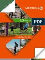 Catalogo Merrel