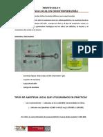Protocolo Anestesiaaaa Word
