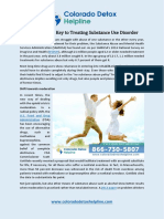 Moderation is Key to Treating Substance Use Disorder