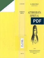 Autobiografía Espiritual_M. Ángeles Sorazu