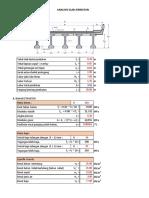 Analisa PCI Girder 30m Sangata PDF
