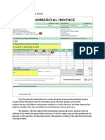 Export Import Document