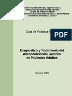 GPC Adenocarcinoma Gastrico