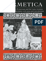 Corpus Hermeticum [Copenhaver, Hermetica. the Greek Corpus]