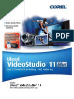 Ulead VideoStudio 11 Reviewers Guide