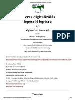 Sikeres Digitalizálás Lépésről Lépésre