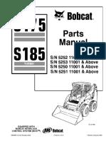 Bobcat s175-185