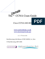 Ultimate Cram Guide 301008
