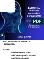 4 - Editorial Writing Latest