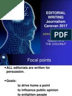 4 - Editorial Writing Latest