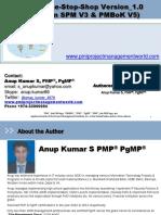 Pgmp One Stop Shop Version 1.0 (Sample Copy) (1)