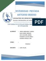 Banco Scotiabank- Finanzas