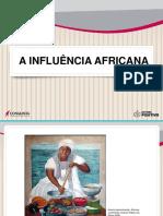INFLUENCIA AFRICANA