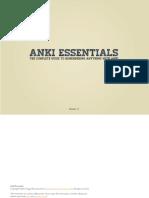 Anki Essentials v1.1