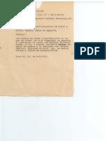 Escritura de 10.12.1957 Morada de Casas Com Quintal No Lugar de Vilar