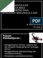 8. Gigitan Serangga