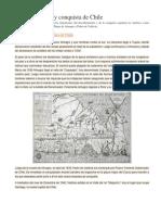 Doc. Descubrimiento y Conquista de Chile