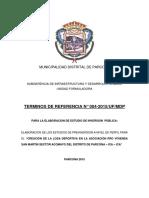 TDR N° 04-2015