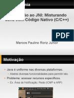 Uma introdução ao Java Native Interface
