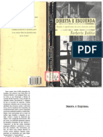 BOBBIO, Norberto - Direita e Esquerda. Razões e Significados de Uma Distinção Política2
