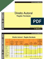 ANEXO A -  Diagnóstico Direitos Autorais Região Nordeste