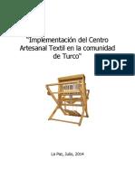 Centro Artesanal Textil Turco