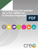 Cómo Alinear Los Asuntos de La ISO_26000 Con La Gestión Empresarial