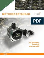 Catalogo Servomotores Estandar