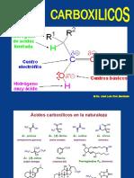 Acidos Carboxilicos - y derivados universidad nacional de trujillo