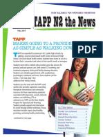 TAPP Newsletter November 2017