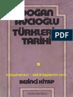 Doğan Avcıoğlu - Türklerin Tarihi 5.pdf