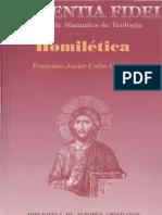 Calvo, Francisco Javier - Homiletica