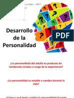 Clase 8 Desarrollo de Personalidad
