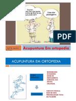Acupuntura Em Ortopedia