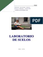 Laboratorio de Suelos Conceptos y Prácticas
