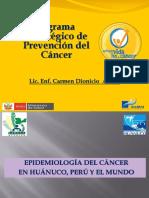 Prevencion Del Cancer Unheval