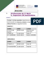 """""""Oratoria e Debate"""" a cargo de Iván Olmos Ferreiro"""