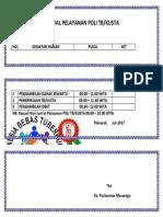 Jadwal Pelayanan Poli Tb