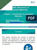 BMM4893 Chapter 1