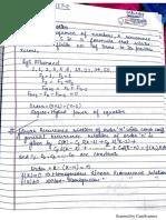 Maths Notes Unit2