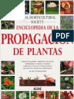 Jardineria - Enciclopedia de La Propagacion de Plantas