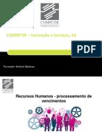PPT COMPETIR - Recursos Humanos