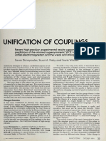 172 Unification of Couplings