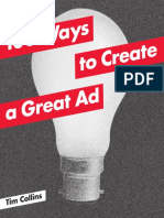298693912 100 Ways to Create a Great Ad Tim Collins