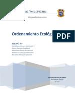 4 - Ordenamiento ecológico