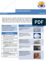 Plastics and Microplastics