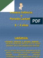 Lactancia 0-2 Anos Version Obstetricia